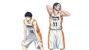 Baca Manga Ahiru no Sora Basketball