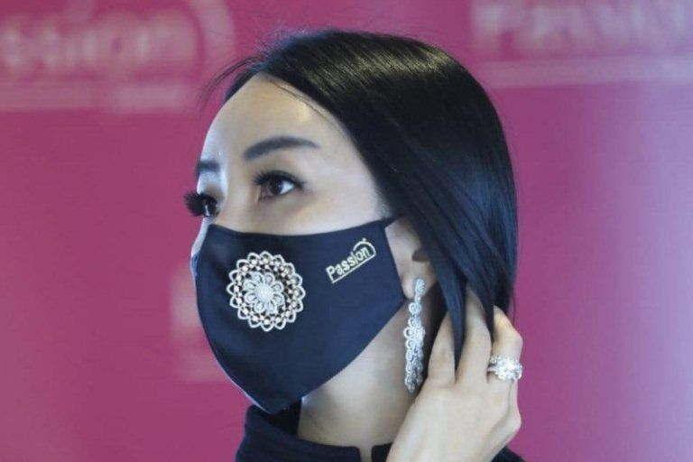 Jasa Print Masker Terpercaya