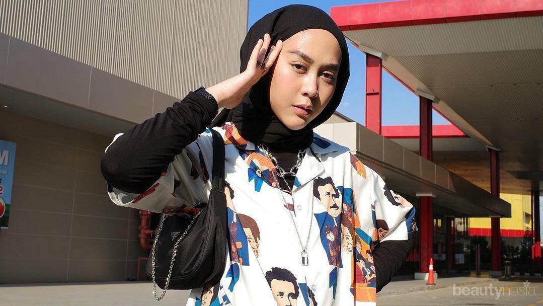 Pilihan Style OOTD Hijab Kemeja Untuk Tampilan Santai